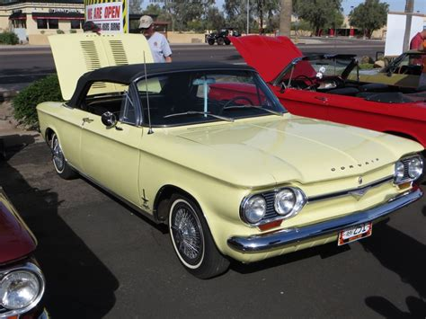 Thorobred Chevrolet by Corvair 52nd Anniversary Chandler Az