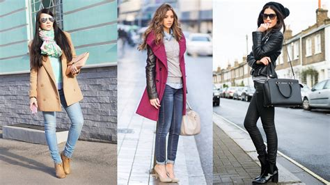 22 Casual Outfits For Stylish Winter Youtube