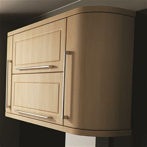 Curved Cupboard Doors - plain curved kitchen doors order