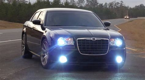 Chrysler 300 Hid Headlights by 2010 Chrysler 300 Xenon Hid Kits Led Headlights