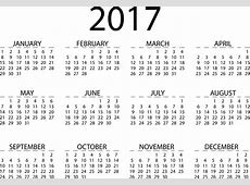 2017 calendar 3 Printable 2018 calendar Free Download
