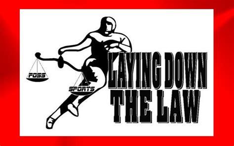 Laying Down The Law | ESPN San Antonio