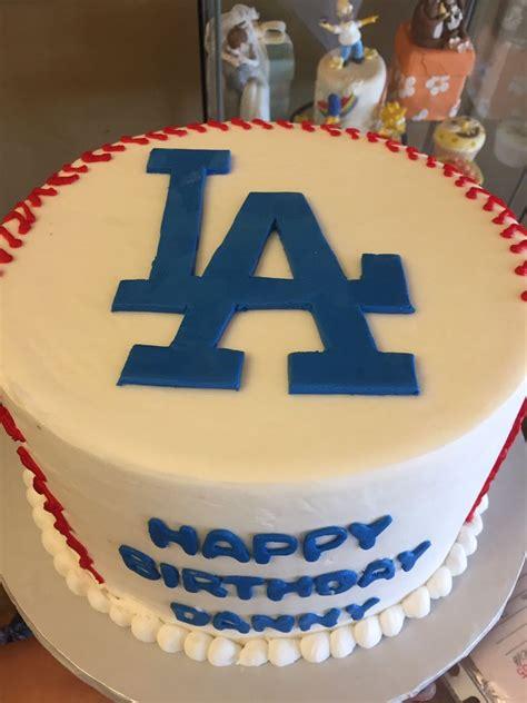 los angeles dodgers birthday cake yelp