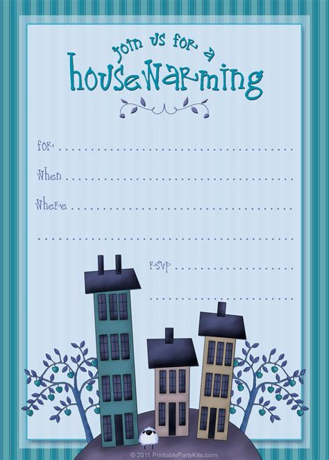 housewarming cards to print housewarming invite template tanveer pinterest