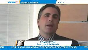 Tom Fitton: The president of Judicial Watch - YouTube