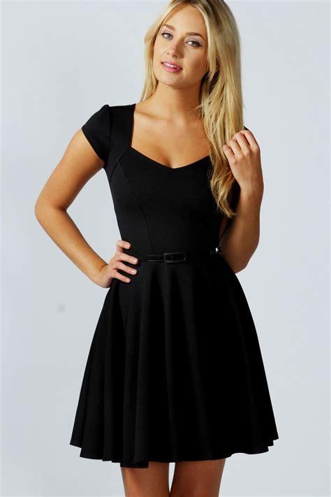 Casual black dresses Naf Dresses