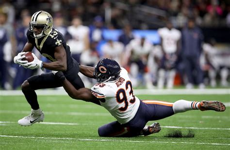 orleans  chicago matchups saints offense  bears