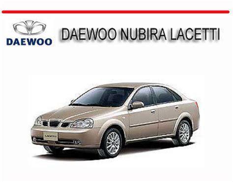 chilton car manuals free download 2008 suzuki daewoo lacetti user handbook daewoo nubira lacetti 2002 2008 service repair manual download ma