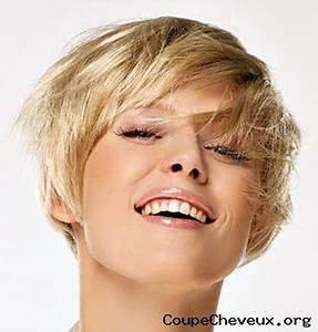 Coupes Cheveux Courts Femme : photo coupe cheveux courts femme ~ Melissatoandfro.com Idées de Décoration
