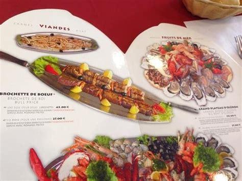 cuisine mediterraneenne la carte photo de pedra alta tripadvisor