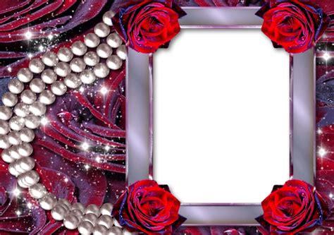 rose pearl frame material