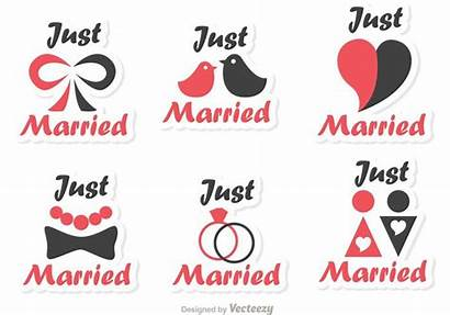 Married Vectors Simple Vector Clipart Marriage Graphics