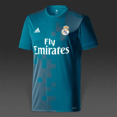 t shirt la clippers real madrid 2017 18 third away soccer jersey