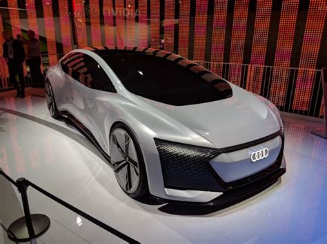 Favorite Car 2019 : The Best Car We Saw At Ces 2019