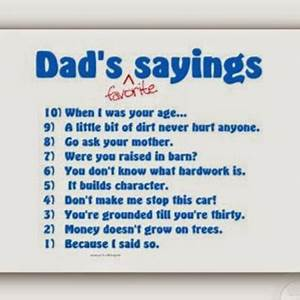 Funny Quotes From Daughter Dad. QuotesGram