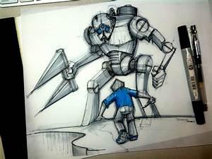 robot   Lineweights