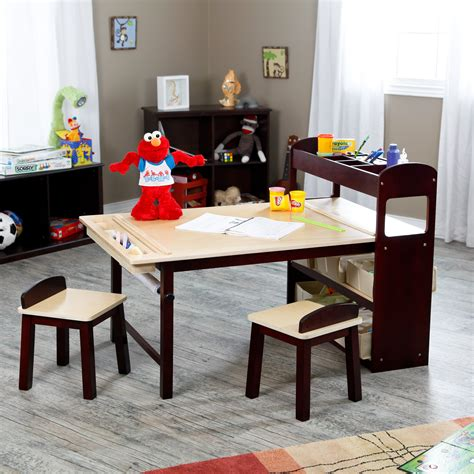 Guidecraft Desk by Guidecraft Deluxe Center Activity Tables At