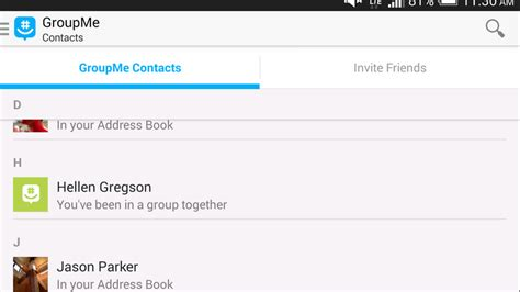 groupme for android groupme android review cnet