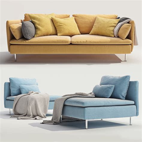 soderhamn sofa for sale 3d soderhamn one seat section three seat model