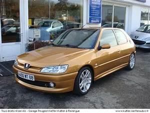 Peugeot 306 Occasion : peugeot 306 s16 boite 6 premium 1998 occasion auto peugeot 306 ~ Medecine-chirurgie-esthetiques.com Avis de Voitures