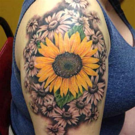 flower tattoo design ideas  men women