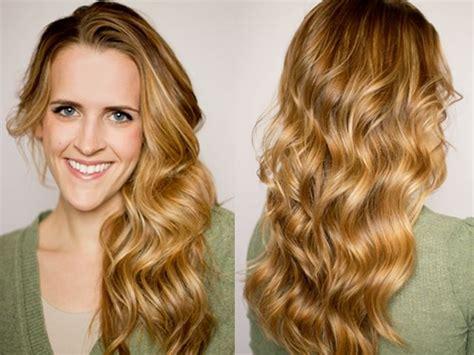 Diy Hairstyles, Soft Flat Iron Curls