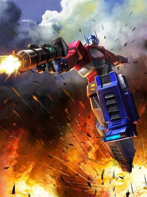 Optimus Prime Legend Games And Transformers On Pinterest