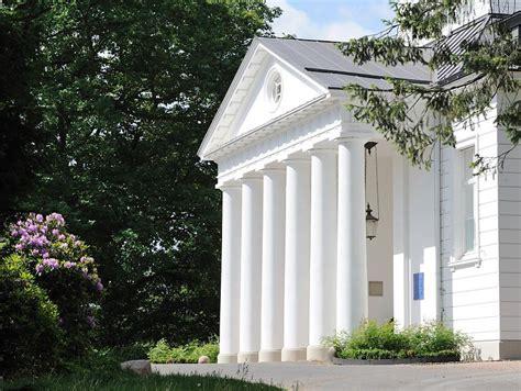 3700 Eingang Mit Säulen  Klassizistische Hamburger Archit