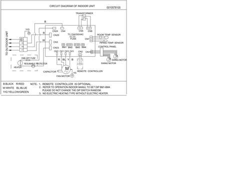 solucionado diagrama de alimentacion electrica split de