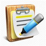 Notes Realistic Icons Bell App Telus Iconfinder