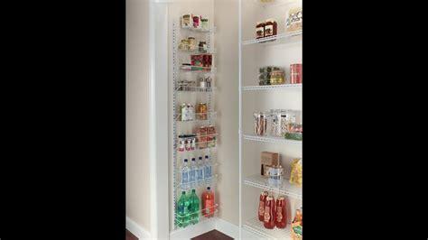 the door organizer for kitchen review closetmaid 1233 adjustable 8 tier wall and door 9028