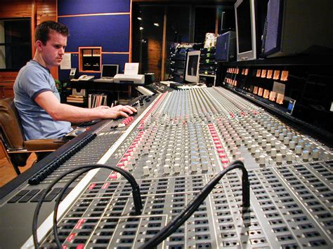 How to choose a Recording Studio - Back at the Ranch ...