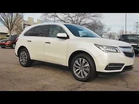 Acura Of Raleigh by 2015 Acura Mdx For Sale In Raleigh Nc