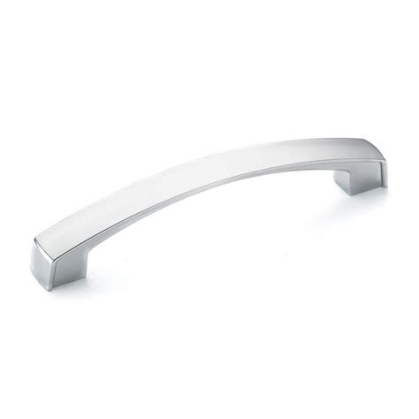 richelieu hardware transitional 5 1 32 in 128 mm chrome