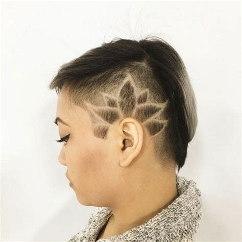 10 Undercut Tattoos You *Need* to Try ASAP | Brit + Co