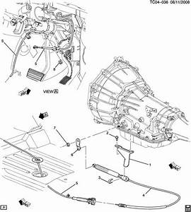 2003 Suburban Transmission Diagram