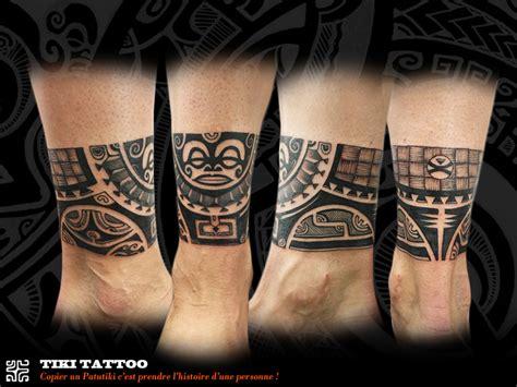 Tiki Tattoo, Tatouage Polynesien, Tatouage Marquisien Des