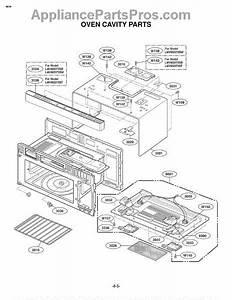Parts For Lg Lmvm2075st    Asbelga  Section 3 Parts