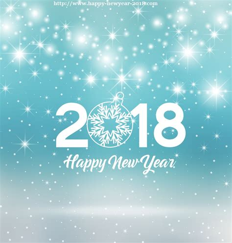 New Year, 2018 Wallpaper, Hd New Years Wallpapers, Happy