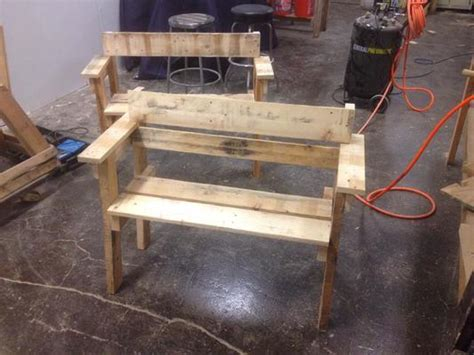 woodworking classes chicago rustic pallet furniture dabble