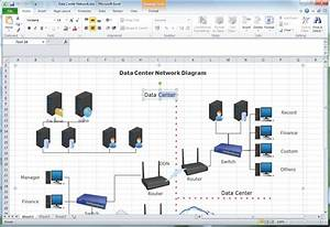 Wiring Diagram Database  How To Create A Network Diagram