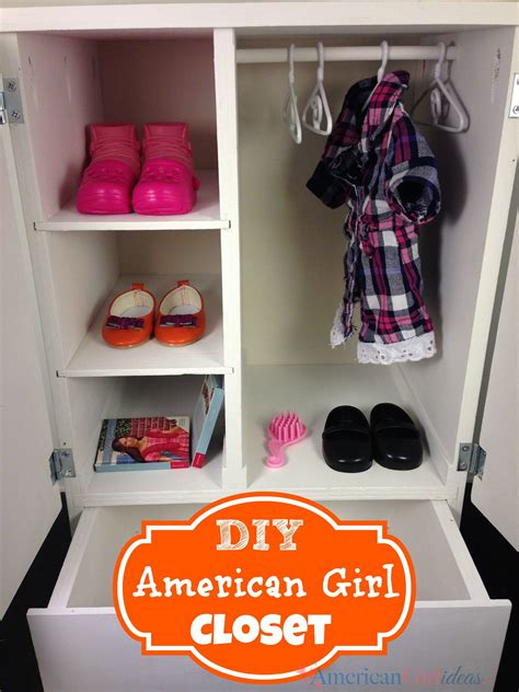 Doll Clothes Armoire [audidatlevantecom]