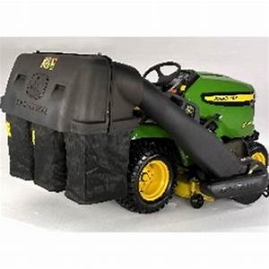 John Deere 3 Bag Collection System For X500