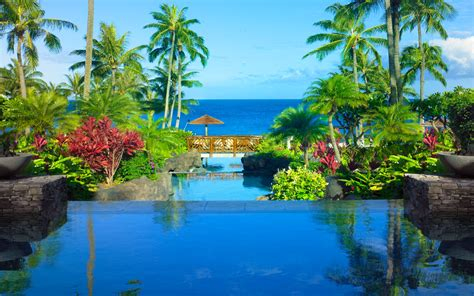 Hawaii Resort Signature Gallery  Montage Kapalua Bay
