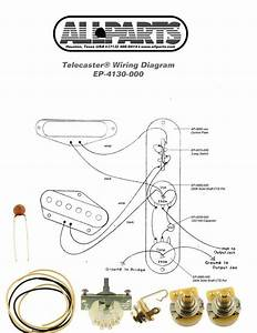 Wiring Kit For Tele U00ae  U2013 Allparts Uk