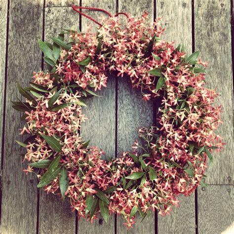 australian christmas bush wreath aussie christmas