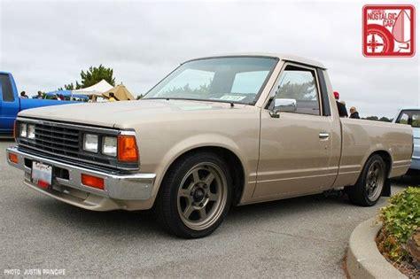 Bagged Datsun by 063 Jp0374 Nissan Datsun 720 Bagged Truck