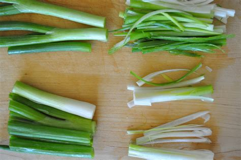 how do you cut green onions how to cut green onions kimchimari