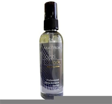 Harga Matrix Opti Black buy matrix opti black dazzling shine ehnance serum 100 ml