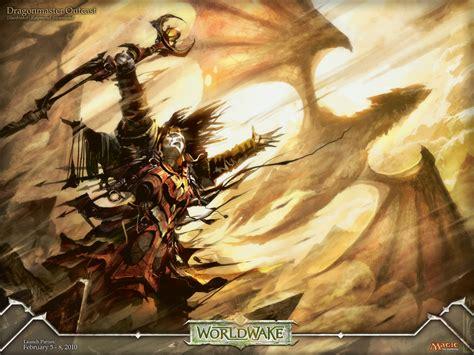 Magic The Gathering Dragonmaster Outcast Deck by Wallpaper Of The Week Dragonmaster Outcast Daily Mtg